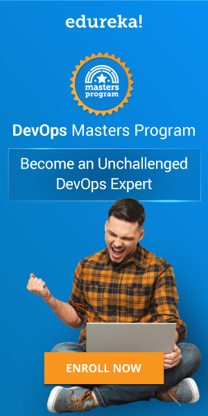 DevOps Engineer Masters Program Online Training by Edureka