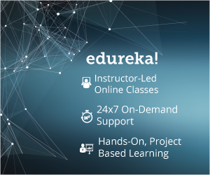 Online Live Interactive Classes by Edureka