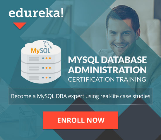 MySQL DBA related interview questions