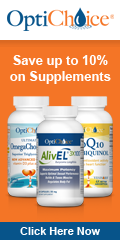 Save up tp 10% on OptiChoice Supplements