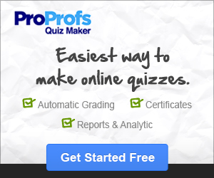Create Online Tests & Quizzes Easily