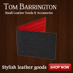 mens stingray wallets