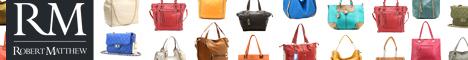 Robert Matthews designer handbags.