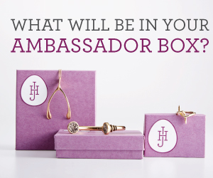 Sign up to our Ambassador program for free