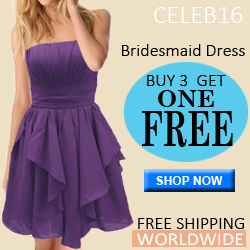 celeb16 fashion and bridesmaid dresses