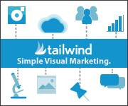 Easy tips to start a blog - Tailwind Visual Marketing Suite