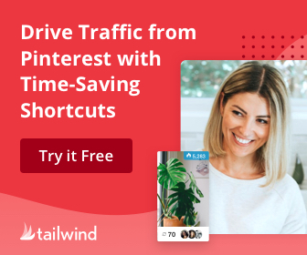 Drive traffic from Pinterest