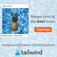 Blogger Essentials -Tailwind Visual Marketing Suite