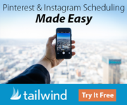 Marketing Your Blog - Tailwind Visual Marketing Suite