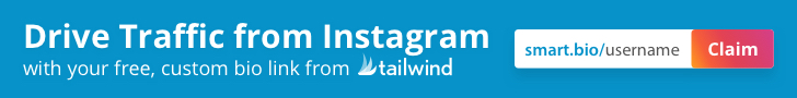 Tailwind - Pinterest Scheduler