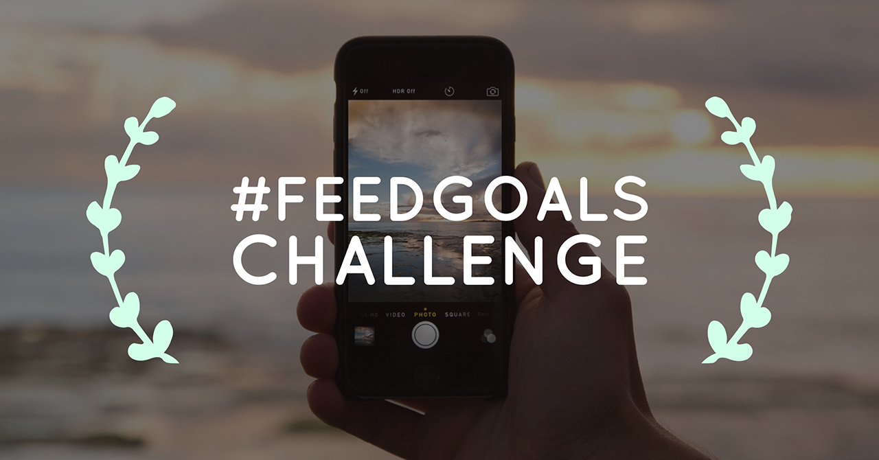 Tailwind #FeedGoals Challenge