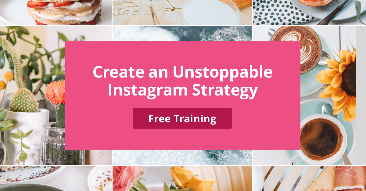 unstoppable instagram strategy