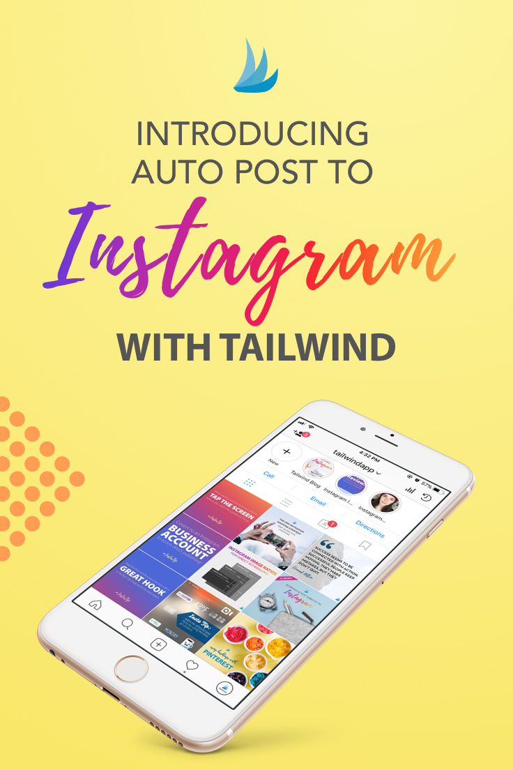 tailwind instagram scheduling software