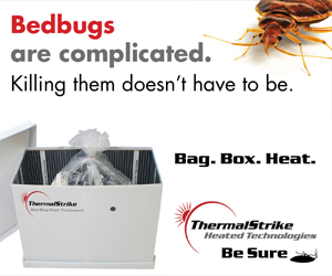ThermalStrike Expedition BedBug Killer Infrared Heated Technology