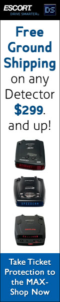 Escort Radar Detectors- Drive with the Best Radar Detector