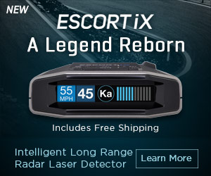 The All-New Escort iX keeps everything you love about the legendary 9500iX with more power, new features and a sleek new design. Shop now!