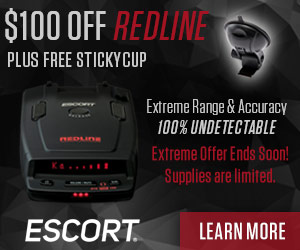 $100 Off the RedLine plus free StickyCup using promo code: red100  (offer starts 12/08 and ends on 12/14 @ 11:59PM)