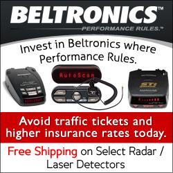 Beltronics Radar Detectors
