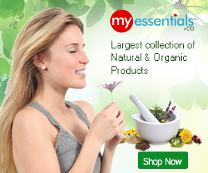 Natural & Organic Products at Myessentials.ca