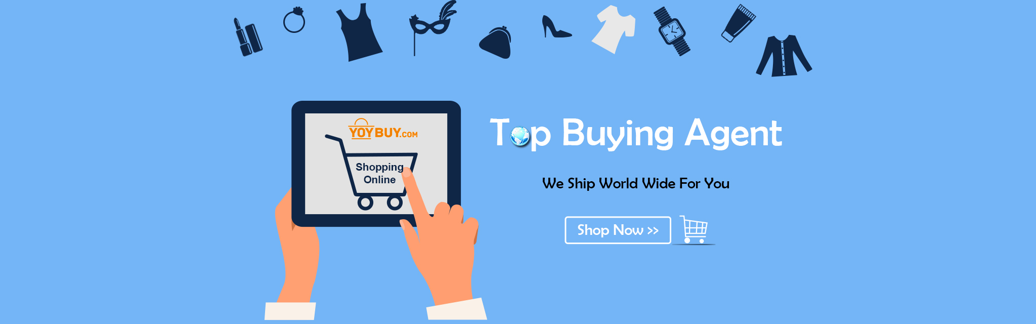 Your Top Buying Agent ! We ship worldwide for you.Our service is above everything. Shop Now with us