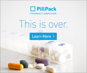 PillPack: Pharmacy Simplified