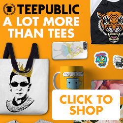 TeePublic..Support Independent T-Shirt Designers!