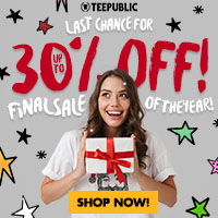 TeePublic is Having a Sale!!