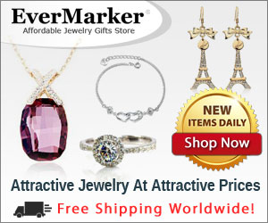 Attractive Jewelry At Attractive Prices At EverMarker.com!