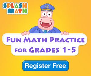 Splash Math Summer Skills prog...