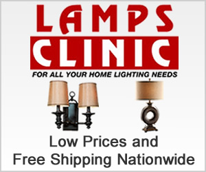 Lamps Clinic - Low Prices and Free Shipping
