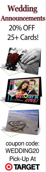 Wedding Thank You Cards 20% Off At GreetingCardUniverse.com