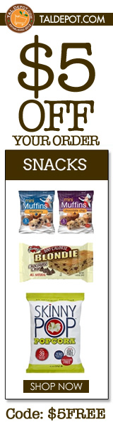 $5 OFF Snacks