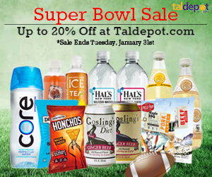 Super Bowl Sale. Up to 20% OFF on Selected Brands