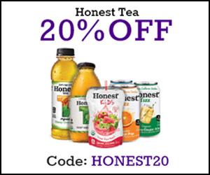 Honest Tea Sale. 20% OFF For All Honest Teas