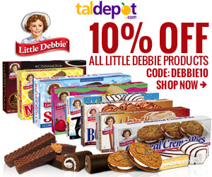 Little Debbie Sale. 10% OFF For All Little Debbie Products