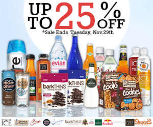 Holiday Savings. Up to 25% OFF
