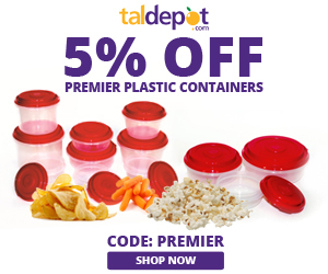 5% OFF Premier Plastic Containers