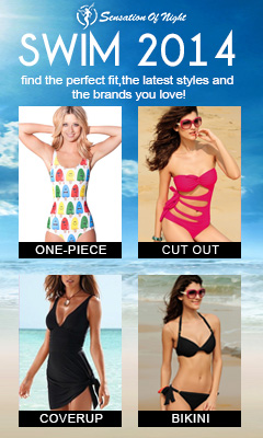 Swimwear, Bikinis, Cover-ups