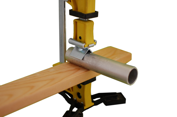 Clamp anything using the JackClamp