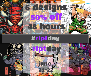 50% Off for RIPTday
