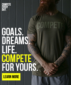 Goals. Dreams. Life. Compete for yours. Learn More.