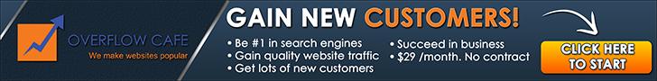 Overflow Cafe Makes Websites Popular