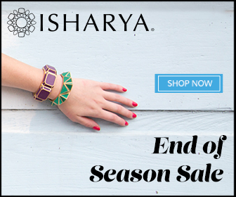 Isharya India - End of Summer Sale
