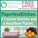 PaperlessKitchen.com, eco-kitchen superstore