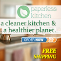 PaperlessKitchen.com, eco-kitchen superstore