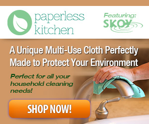 PaperlessKitchen Skoy Cloth