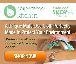 PaperlessKitchen Skoy Cloth