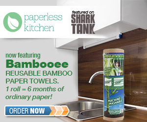 Bambooee As Seen on Shark Tank