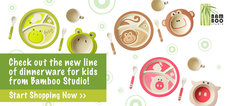 Bamboo Studio Kids Dinnerware