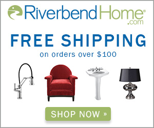 riverbend home free shipping code